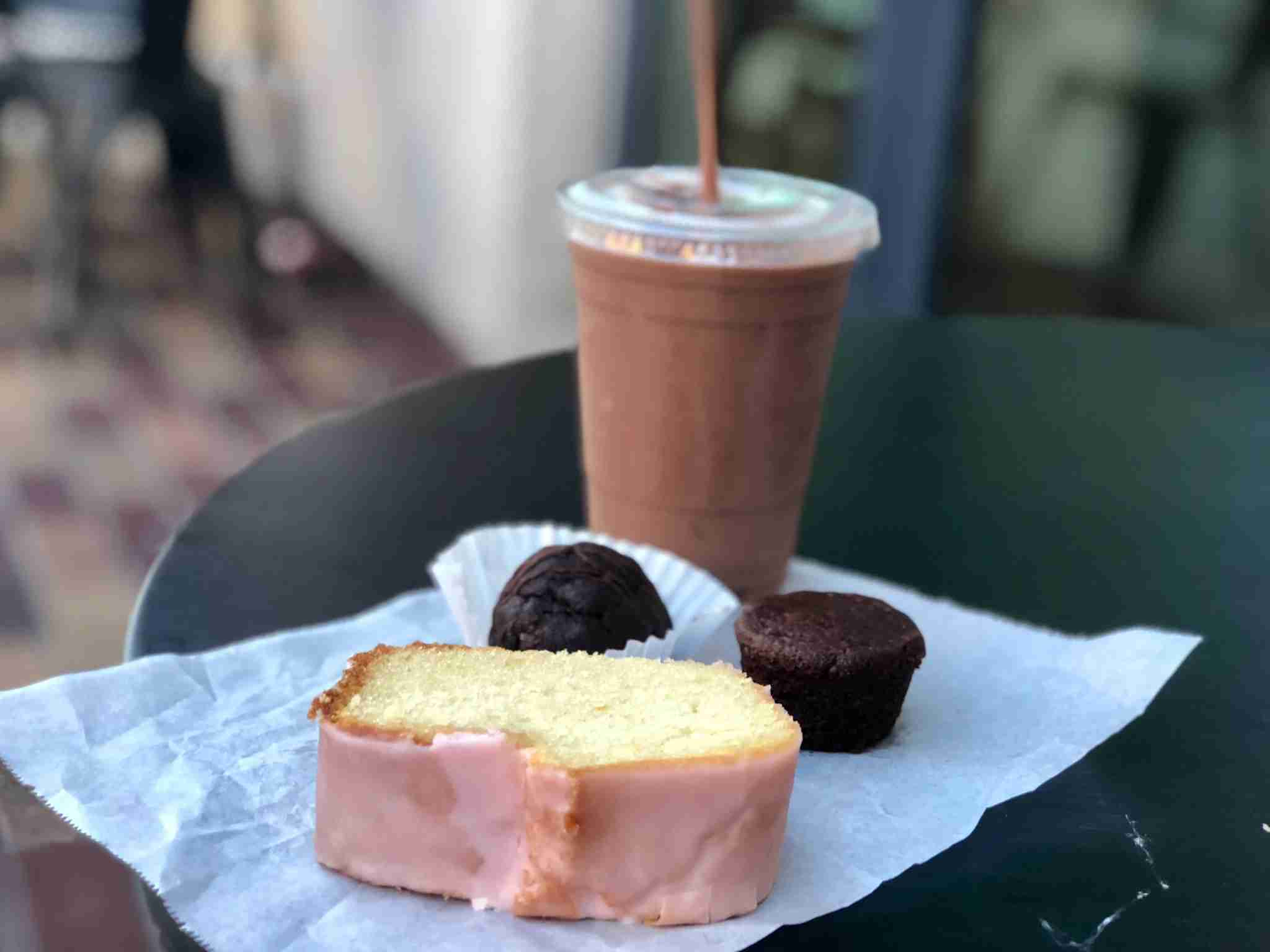 Allergy-friendly treats at Disney Springs Erin McKenna