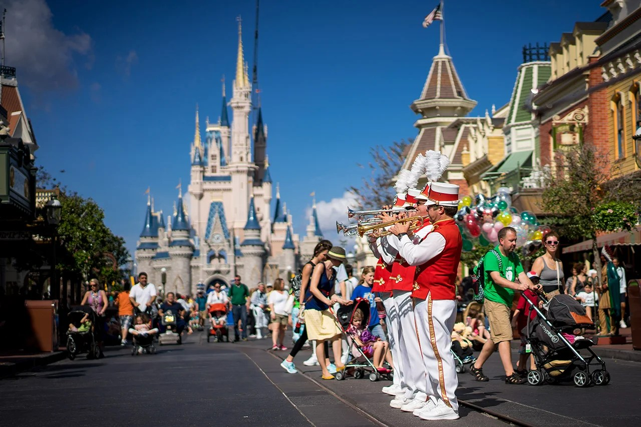 Disney World Brings Back Discounted 4-Park Tickets