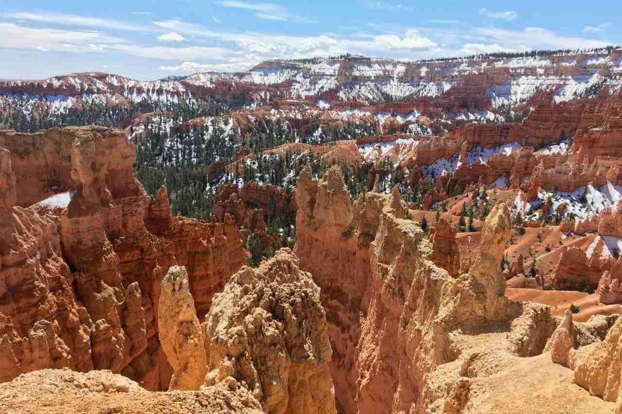 National-Parks-Bryce-Canyon-Snow