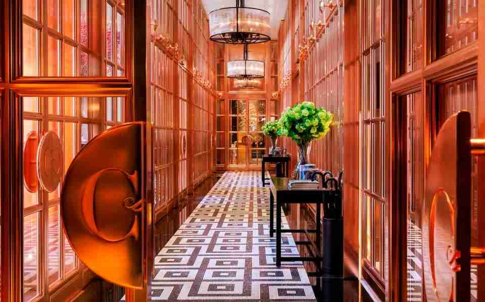 The Rosewood London is part of Amex