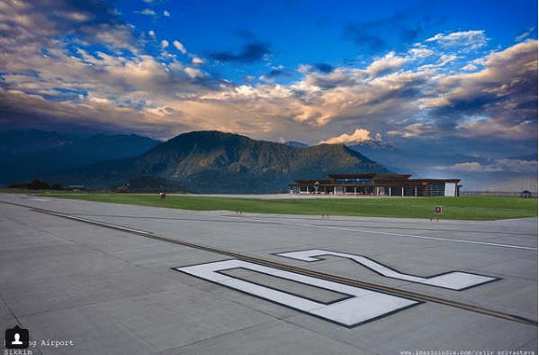 India Opens a Breathtaking New Airport