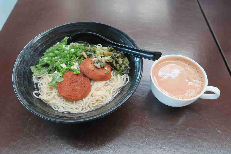 Home noodles