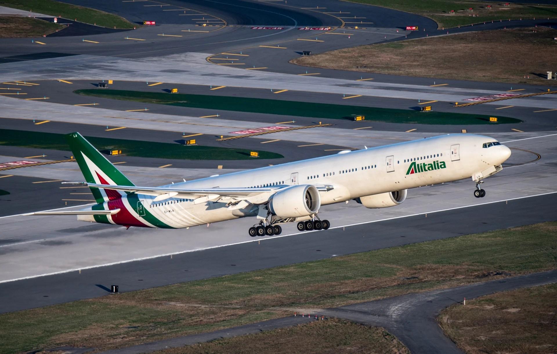 Alitalia returns to San Francisco in U.S. expansion push
