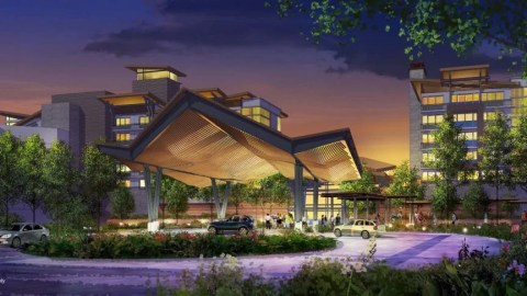 155db71774 Disney World Announces Nature-Themed Resort to Open in 2022