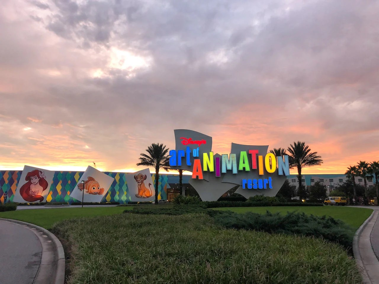 Review Disney S Art Of Animation Resort In Orlando Florida
