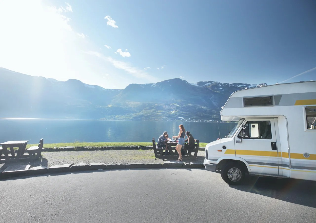 Rent a camper van from $1 and hit the road this holiday season