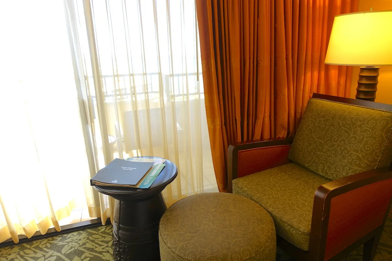 chair cover express hawaii bertoia style why i hated my stay at the hilton hawaiian village waikiki beach resort only bedside and desk outlets were those around base of lamps they couldn t accommodate laptop charger clearly a quick