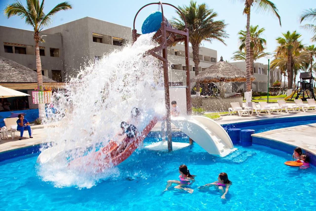 Holiday Inn Resort Los Cabos kids club. Photo courtesy of Holiday Inn Hotels.