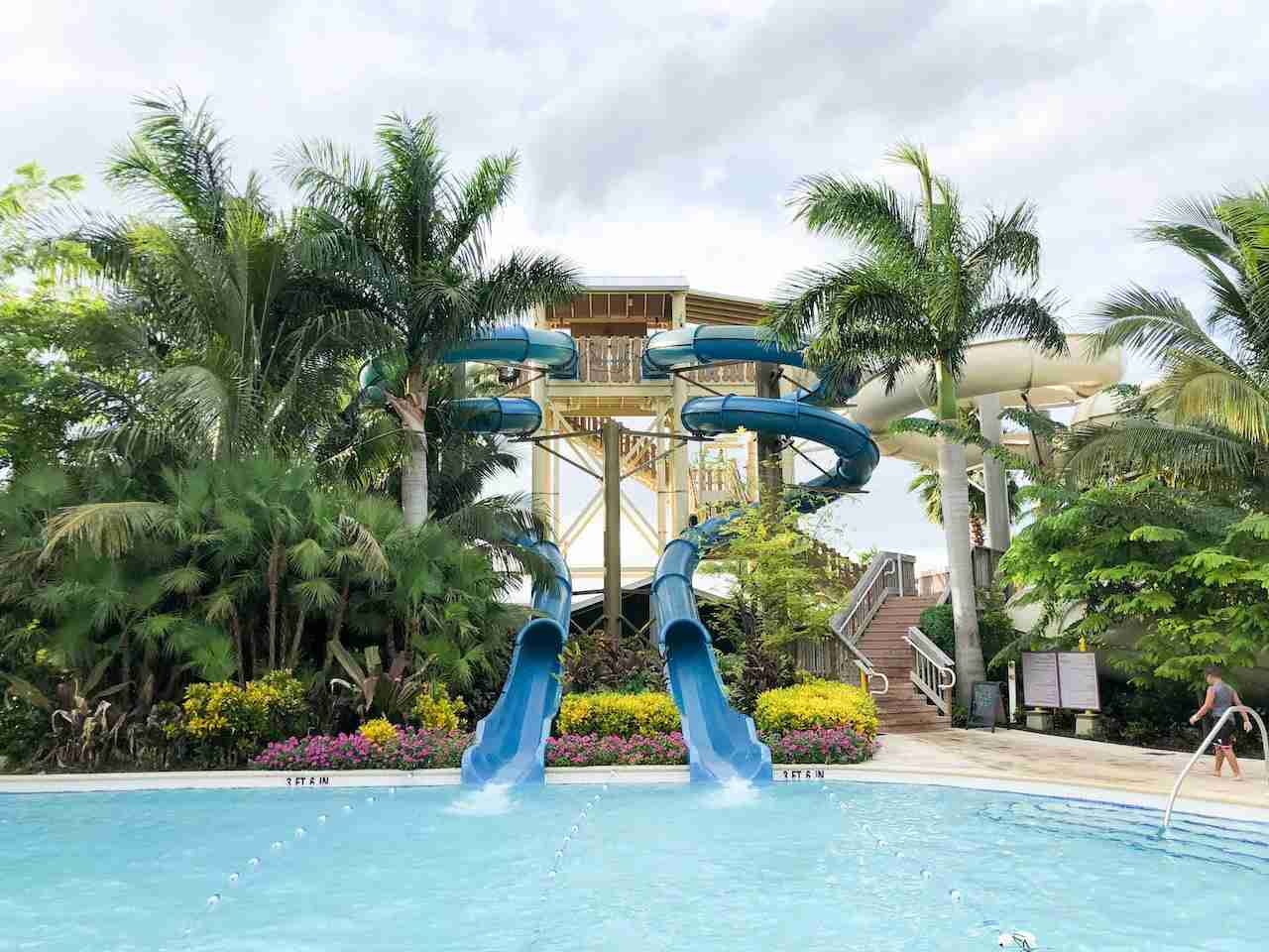 Use a Hyatt award to play at Hyatt Coconut Point in Florida