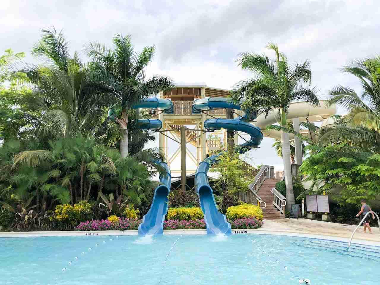 Use a Hyatt award to play at Hyatt Coconut Point in Florida