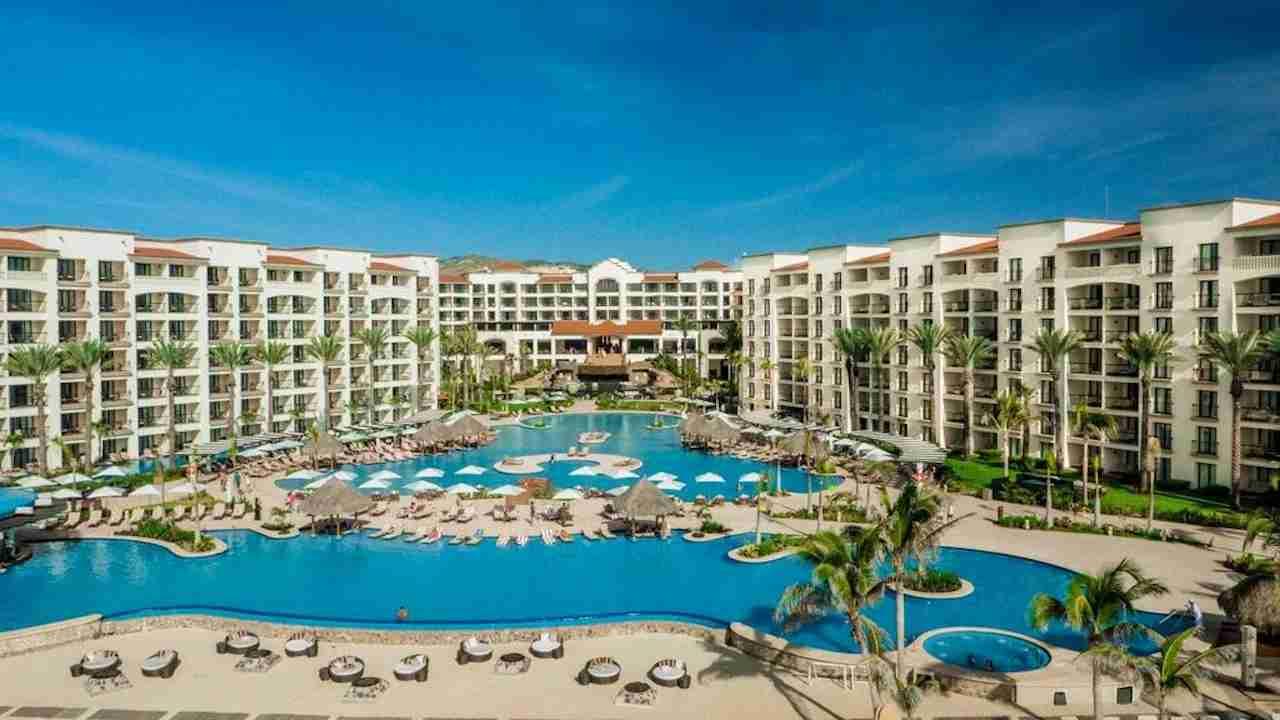 Hyatt Ziva Los Cabos. Photo courtesy of Hyatt Hotels.