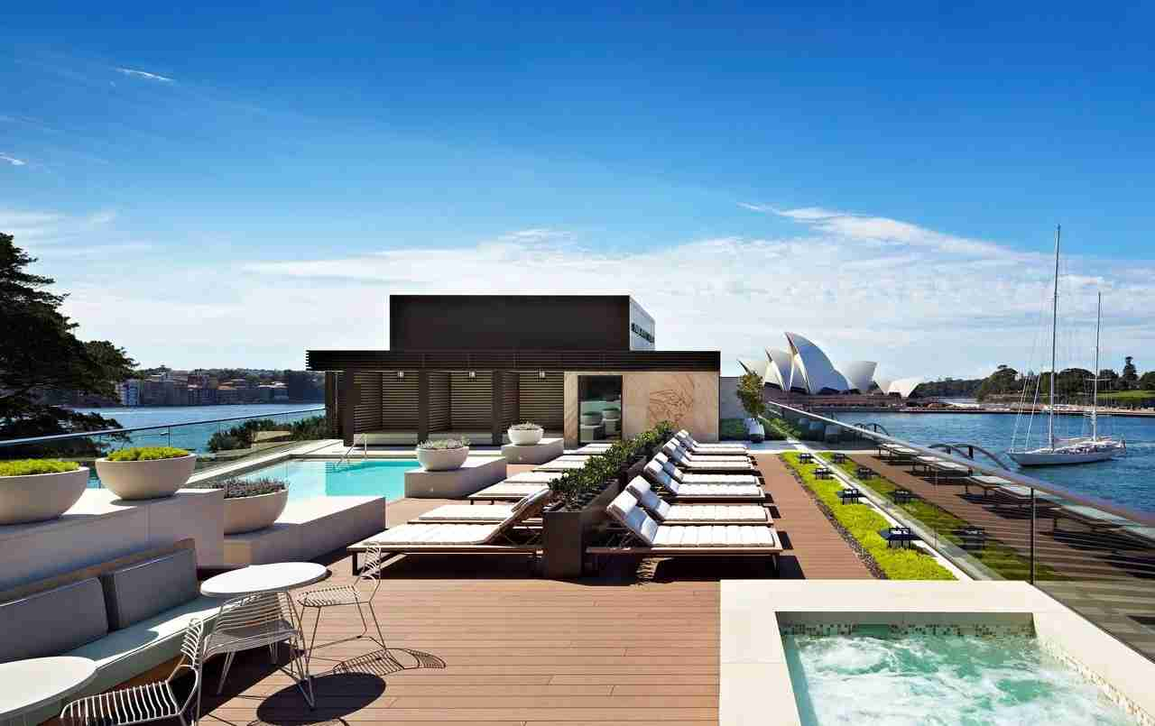 (Photo courtesy of Park Hyatt Sydney)