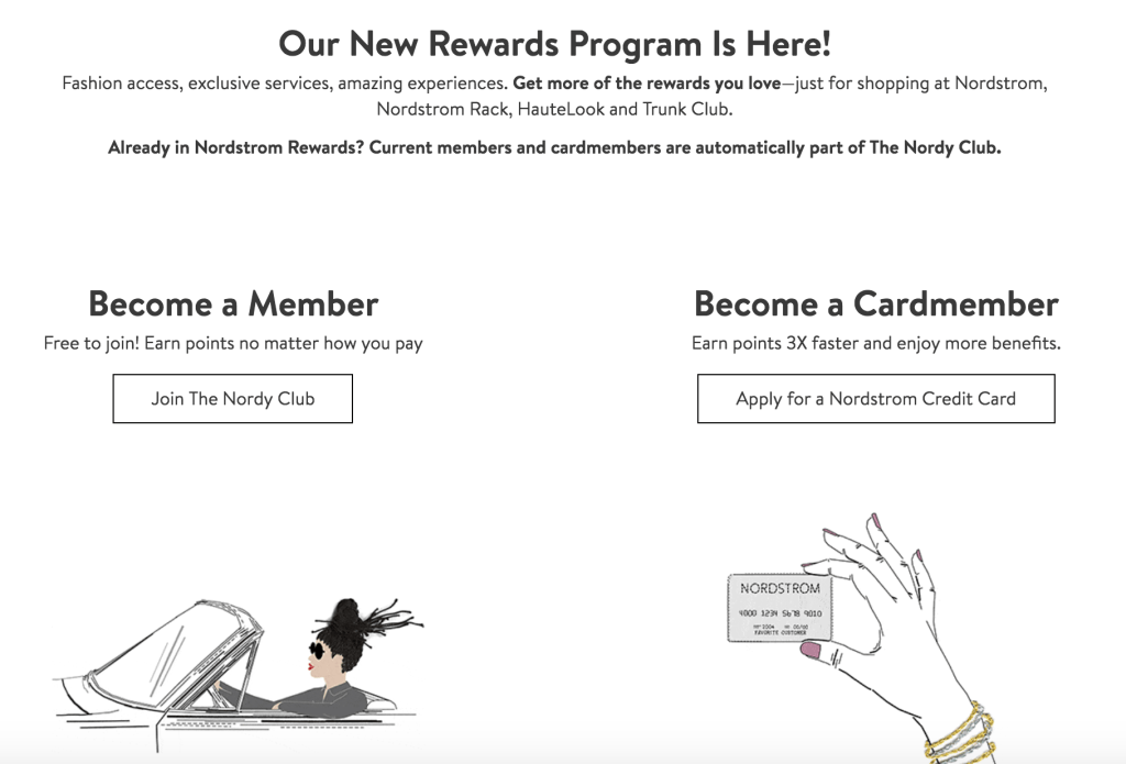 Nordstrom Revamps Its Rewards Loyalty Program With The Nordy Club