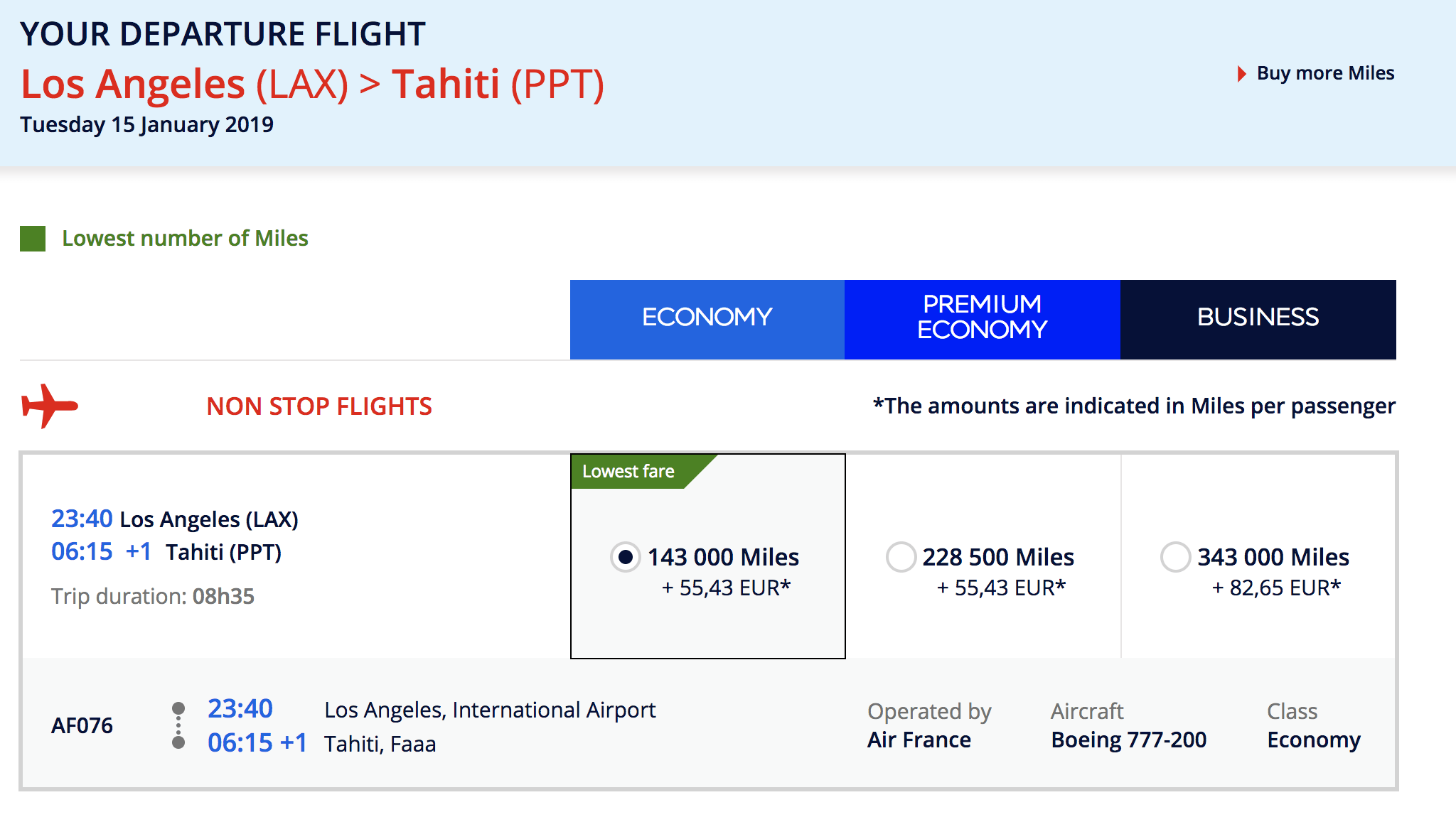 The Best Ways to Get to Tahiti Using Points And Miles