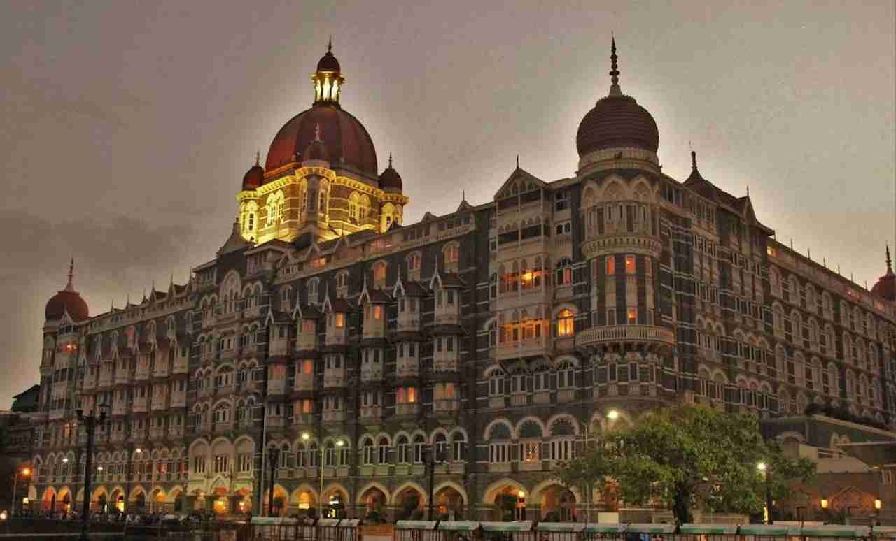 Taj Mahal Palace, Mumbai, India. Photo courtesy of the Taj Mahal Palace.