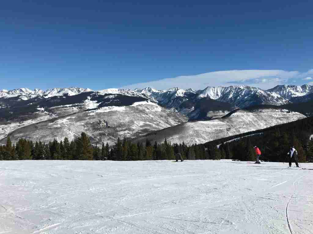 Fly to Vail from 5,400 Amex points