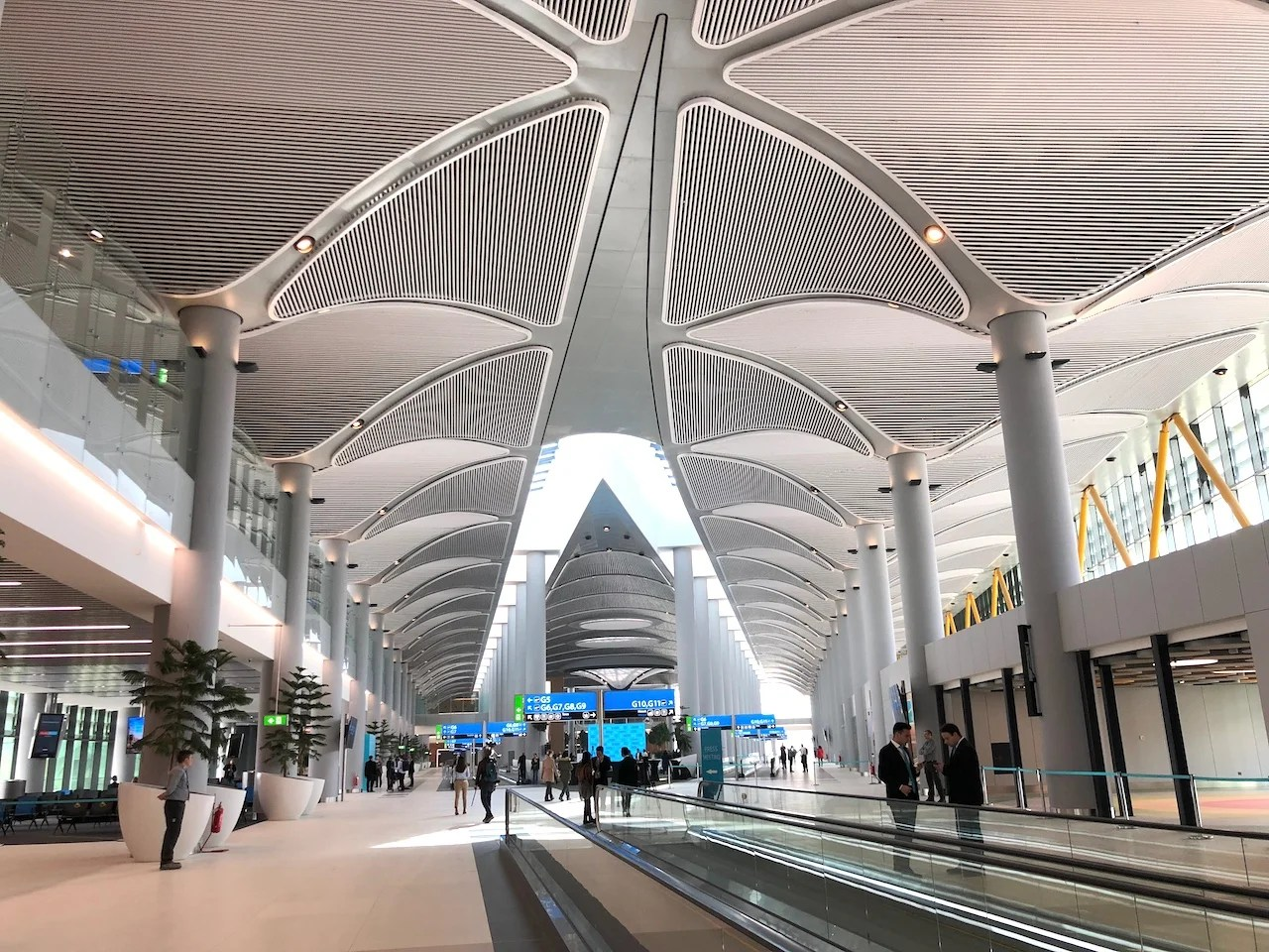 First Look at Istanbul New Airport, Soon to Be the Largest