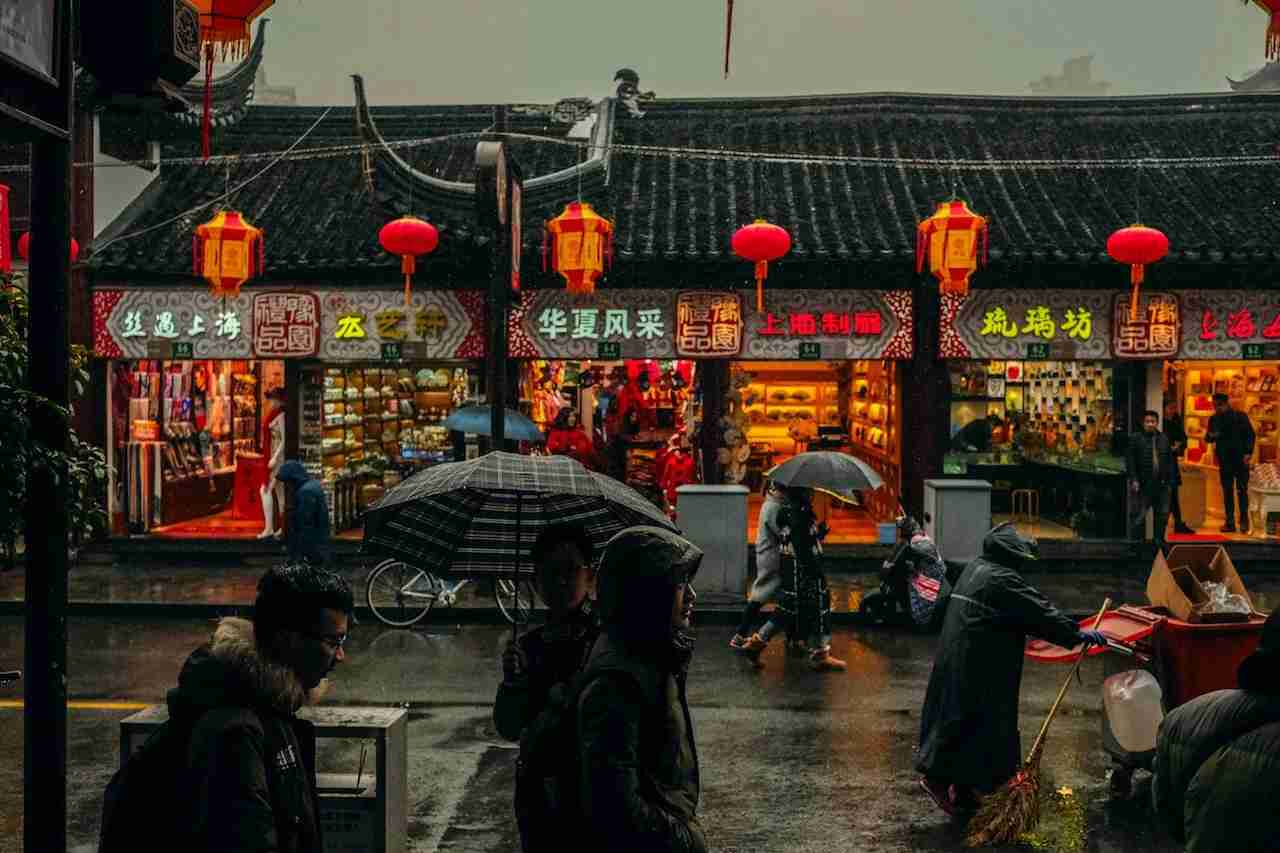 Shanghai, China. Photo by Nuno Alberto/Unsplash