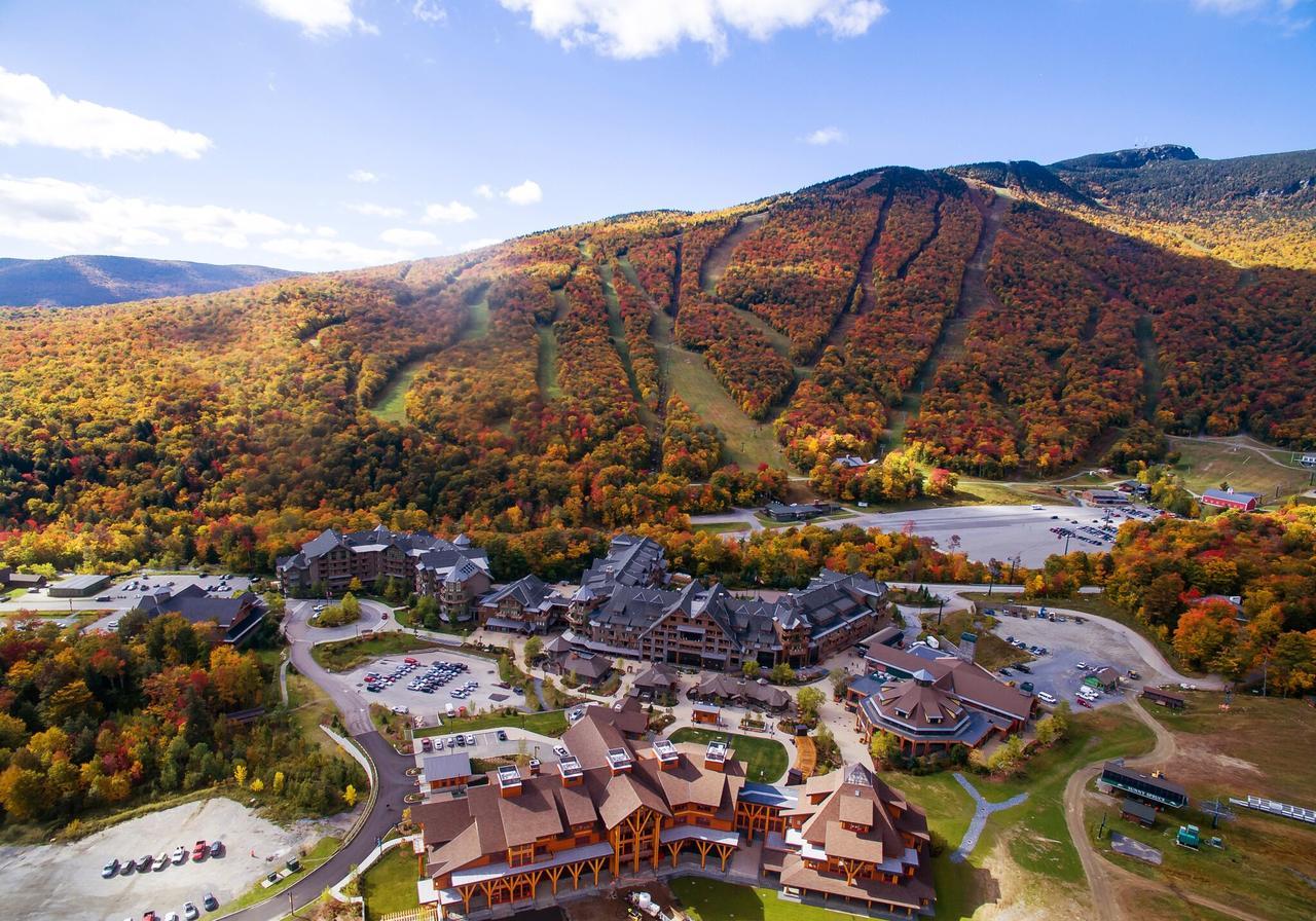 Photo courtesy of Stowe Mountain Lodge