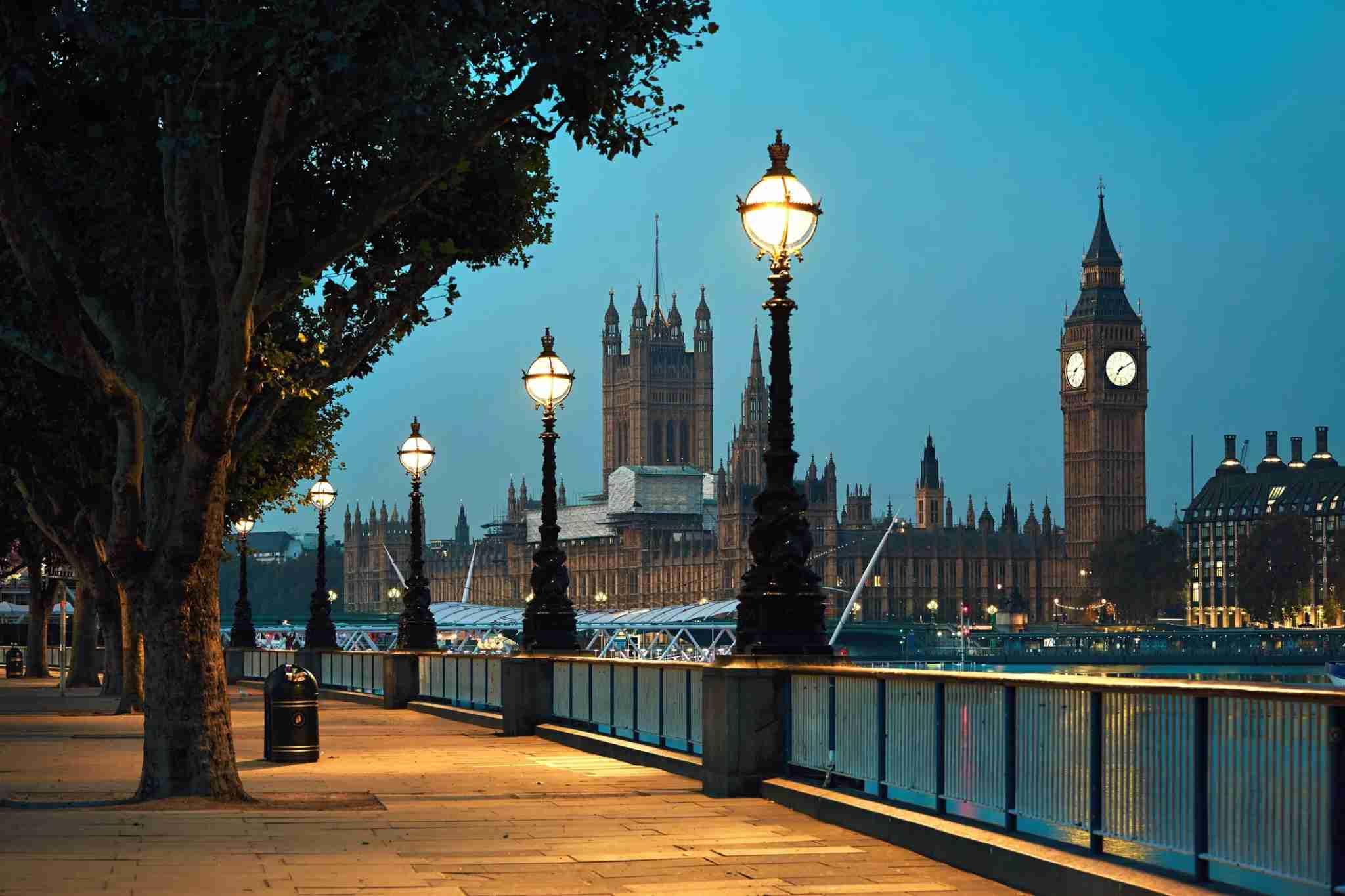 London calling. (Photo by Jaromir Chalabala / EyeEm / Getty Images)