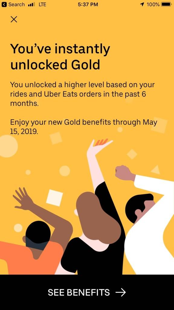 How to Instantly Earn Uber Elite Status