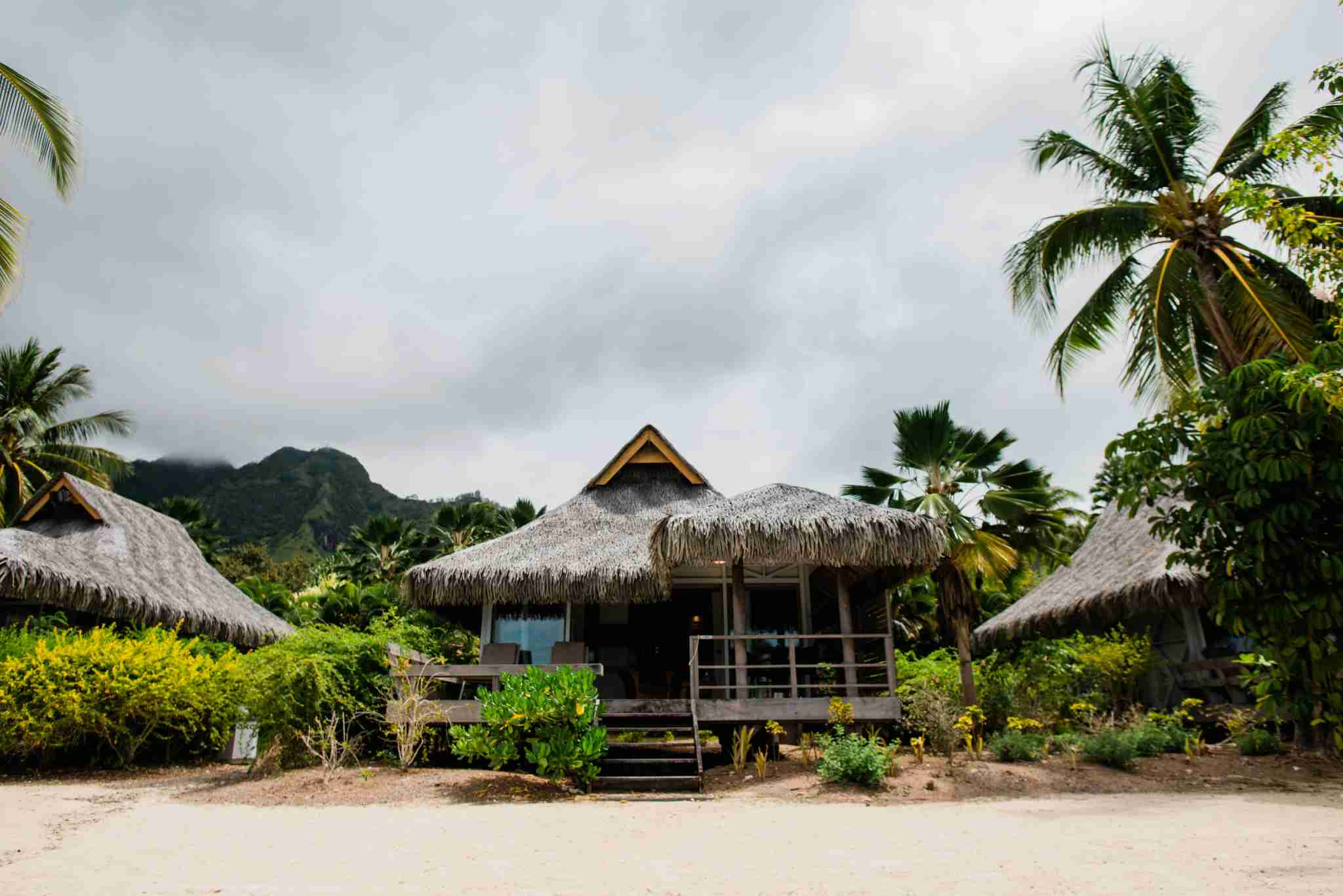 InterContinental Resort and Spa Moorea - beach bungalow 406