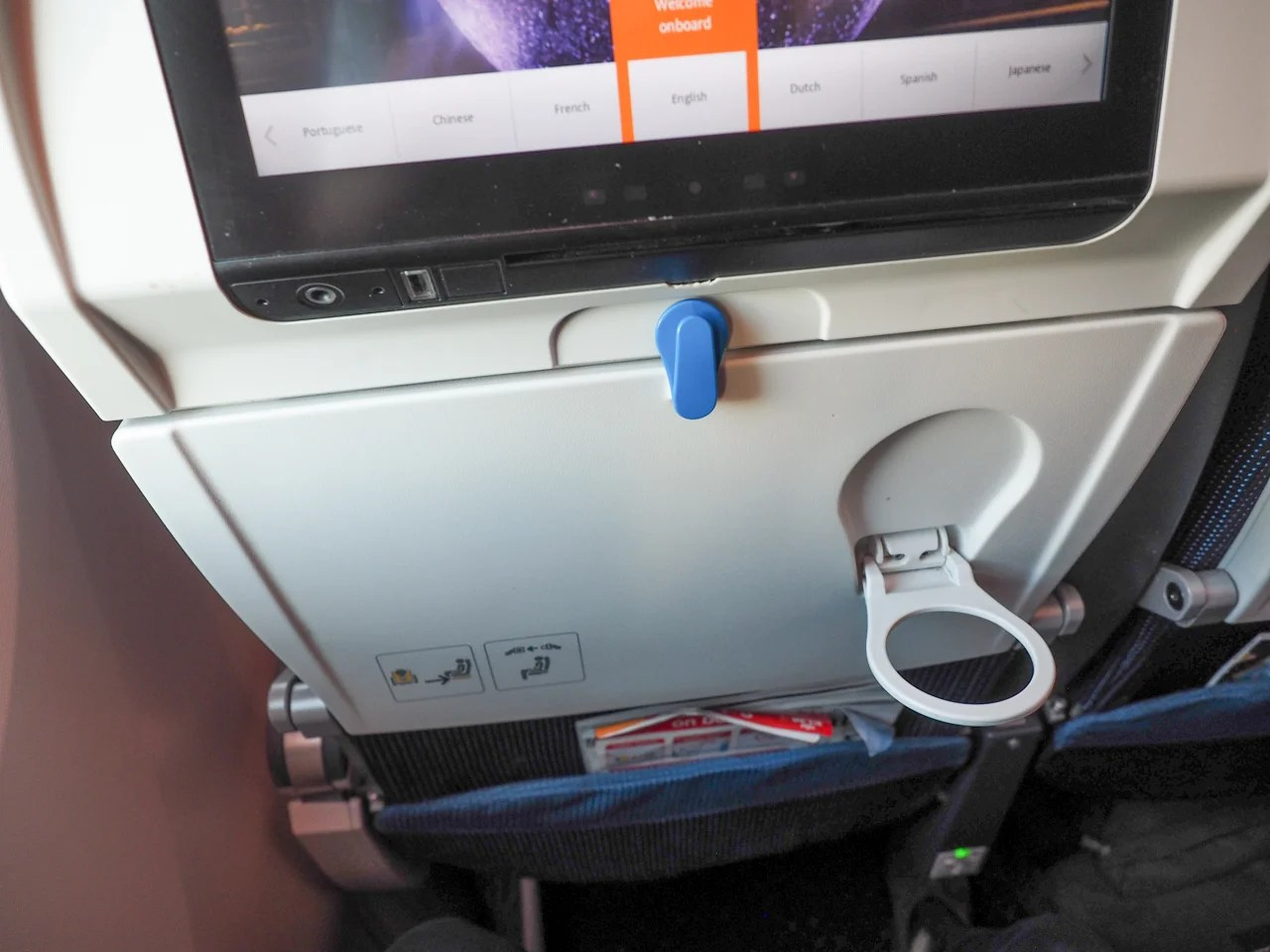 Pleasant Review Klm 787 9 In Economy From New York To Amsterdam Frankydiablos Diy Chair Ideas Frankydiabloscom