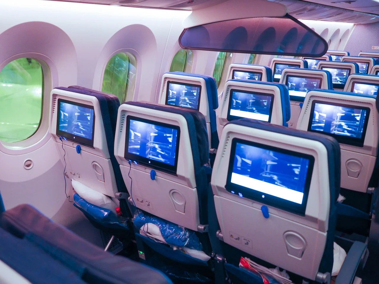 Incredible Review Klm 787 9 In Economy From New York To Amsterdam Cjindustries Chair Design For Home Cjindustriesco