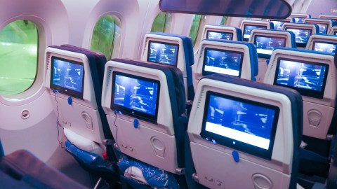 Brilliant Review Klm 787 9 In Economy From New York To Amsterdam Frankydiablos Diy Chair Ideas Frankydiabloscom