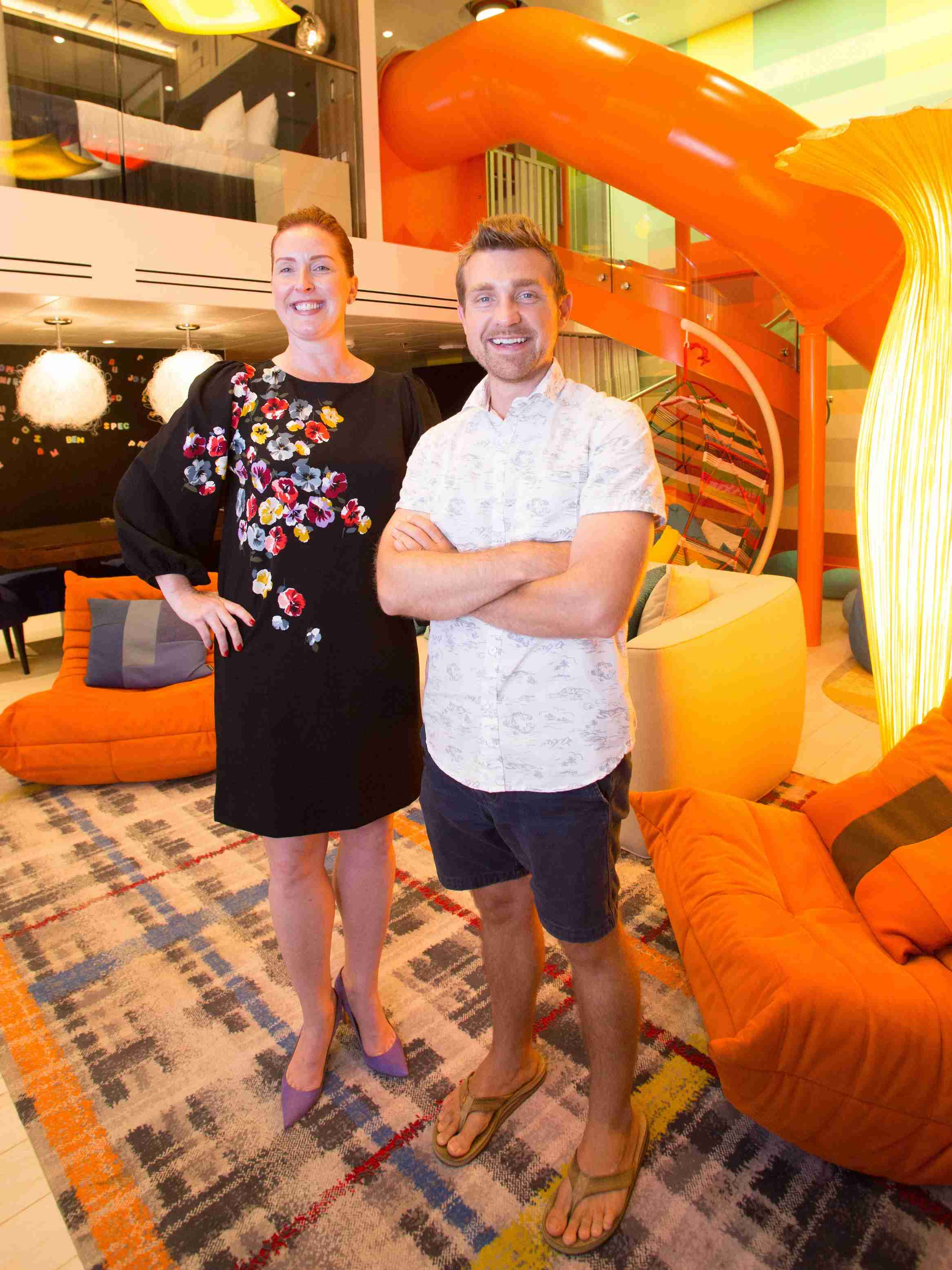 Royal Caribbean Symphony of the Seas - Ultimate Family Suite VP