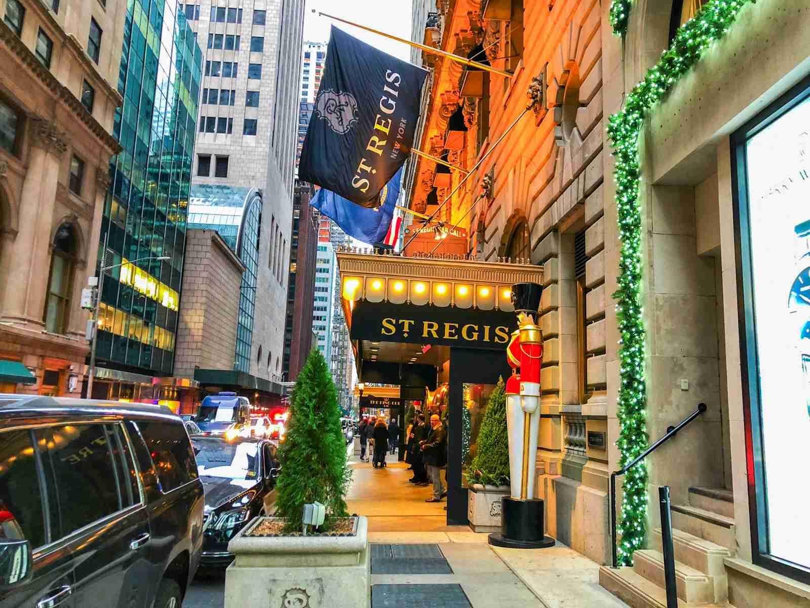 St. Regis New York (Summer Hull / The Points Guy)