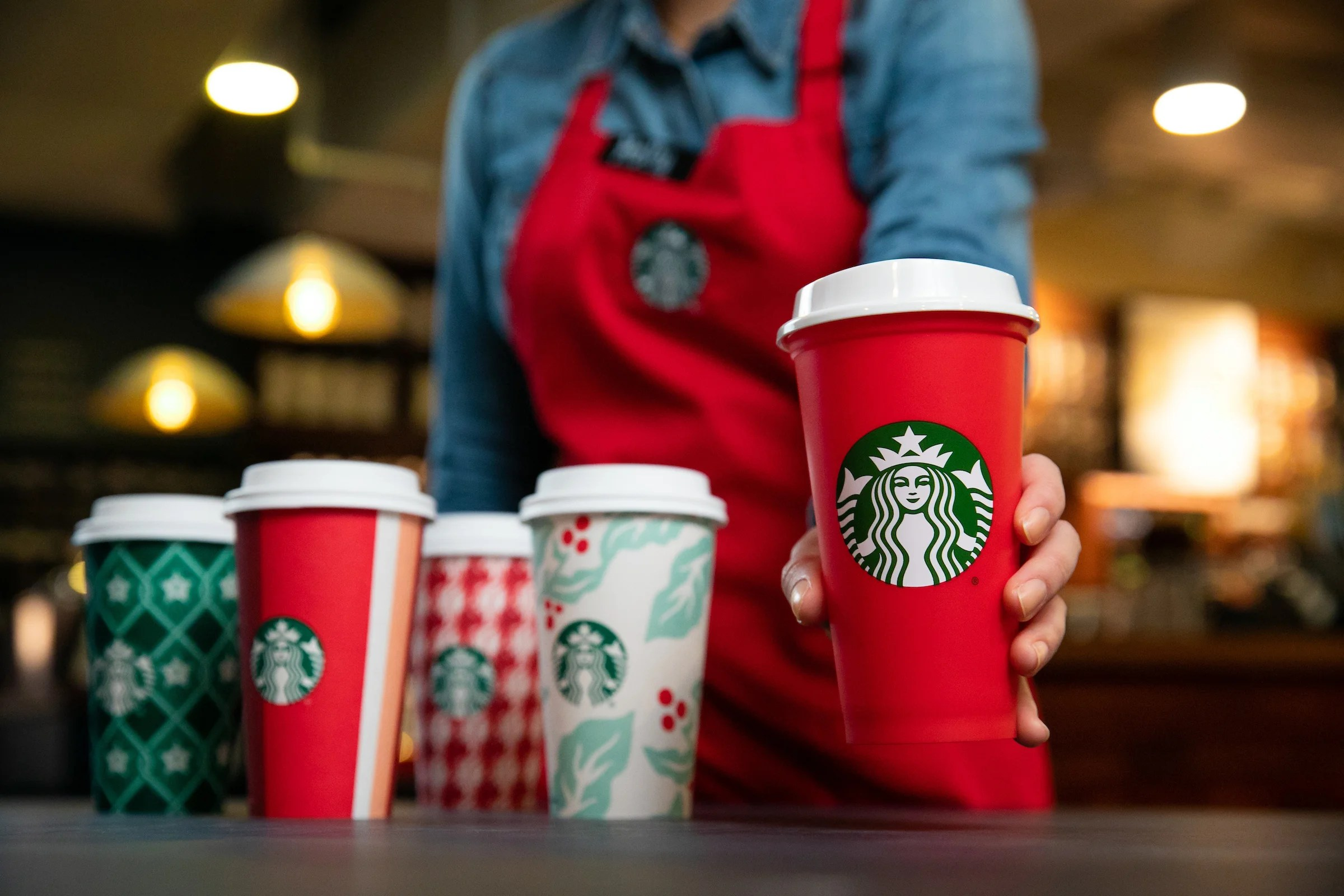 Starbucks Holiday Cups Caused Controversy in Just 2 Hours