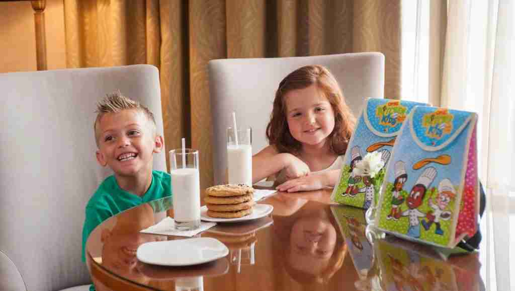 Omni Hotels & Resorts feature a Sensational Kids program, with free welcome goodies. Image courtesy of Omni Hotels.