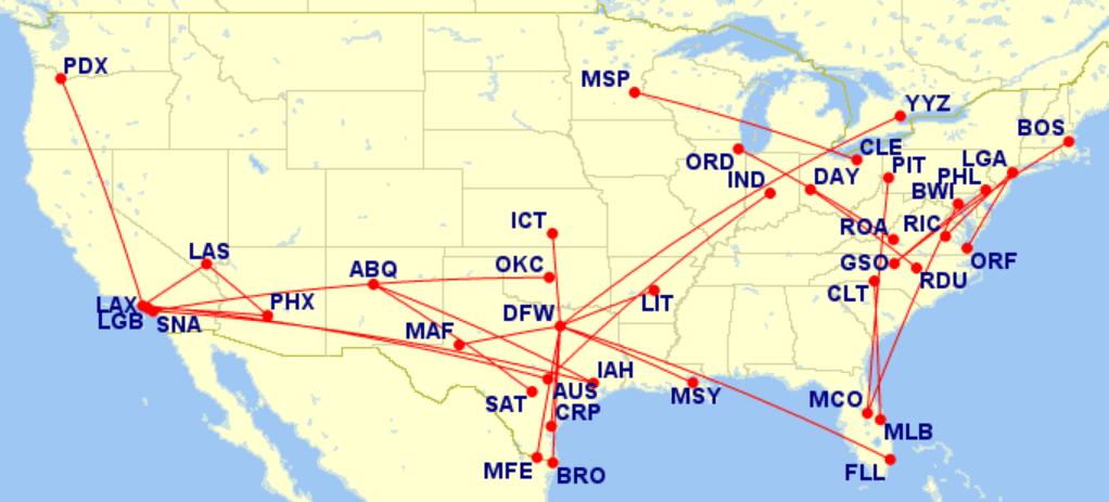 Top last minute flight deals