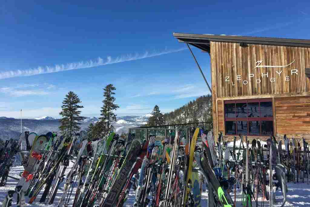 Family Friendly Tahoe Ski Resorts - Northstar Tahoe Zephyr Lodge