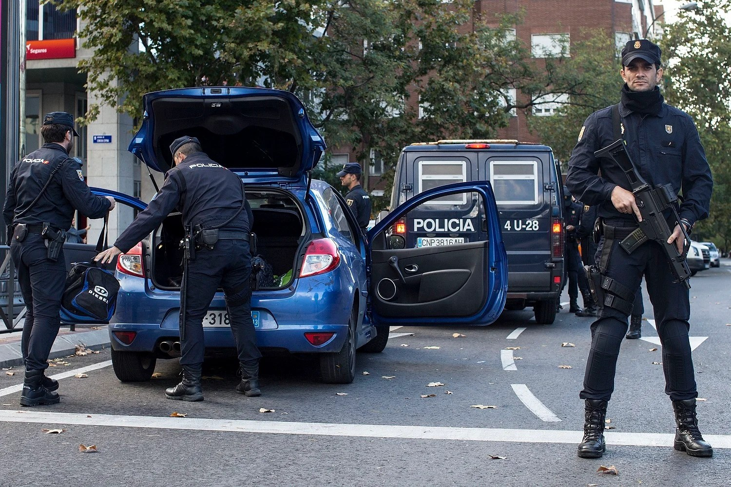 US State Department Issues Travel Advisory for Spain, Warning of Terrorism Threats
