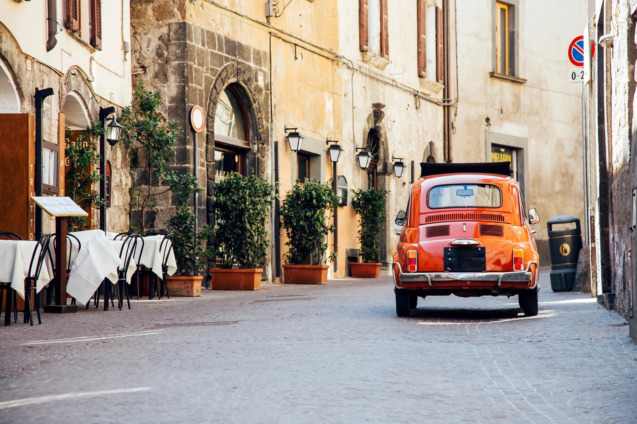 Deal Alert: US to Italy on Full-Service Airlines From $341 Round-Trip
