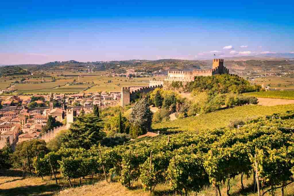 Soave, Italy. (Photo via Shutterstock)
