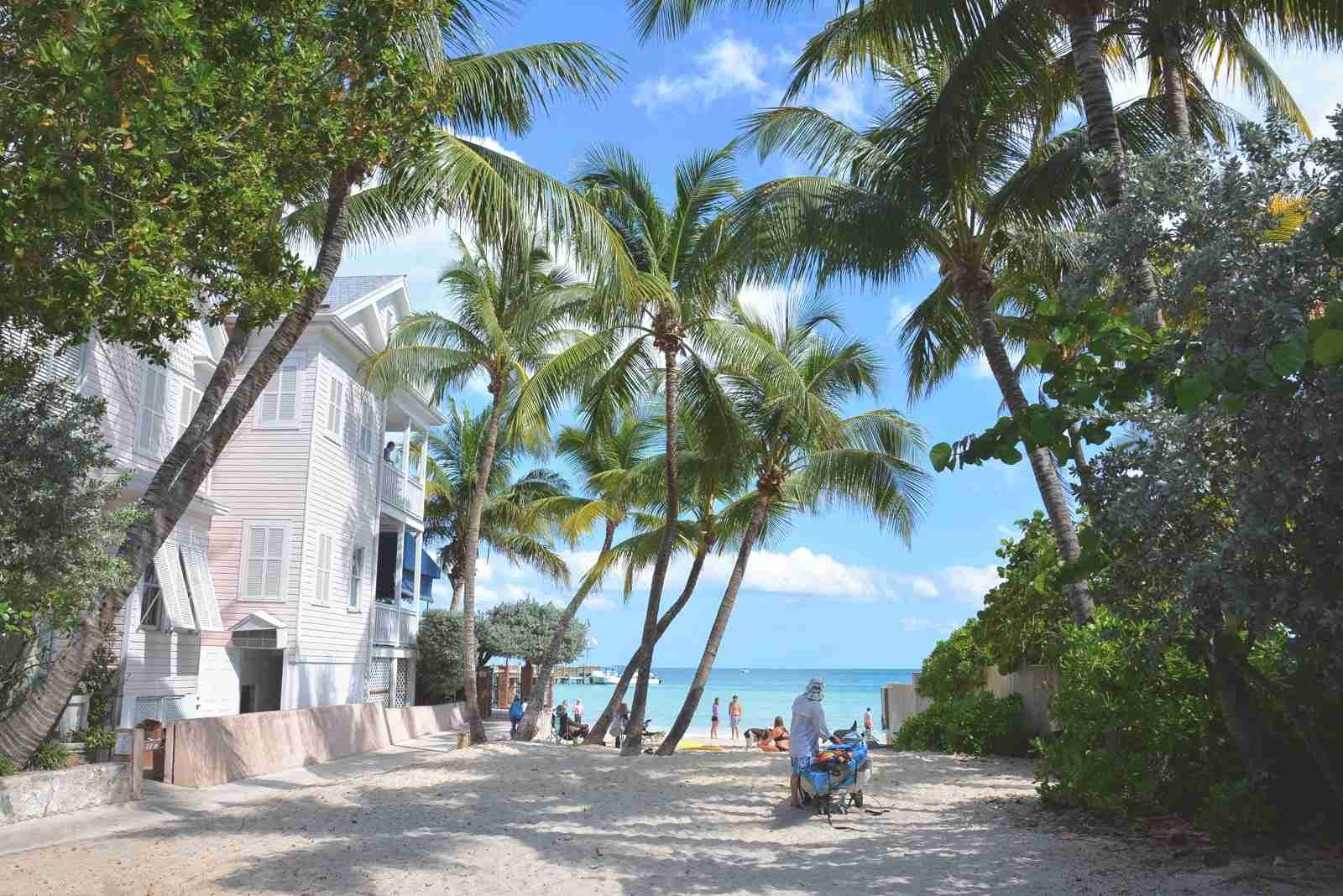 Key West, Florida Keys. (Photo via Shutterstock)