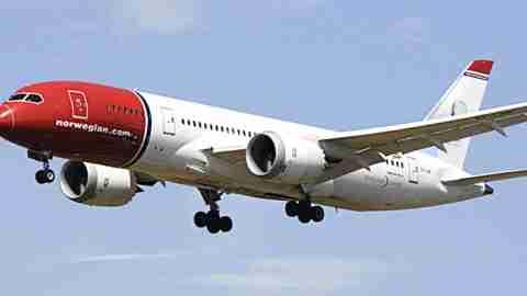 Norwegian Air Reviews