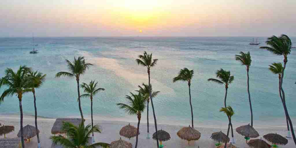 Image courtesy of Holiday Inn Resort Aruba