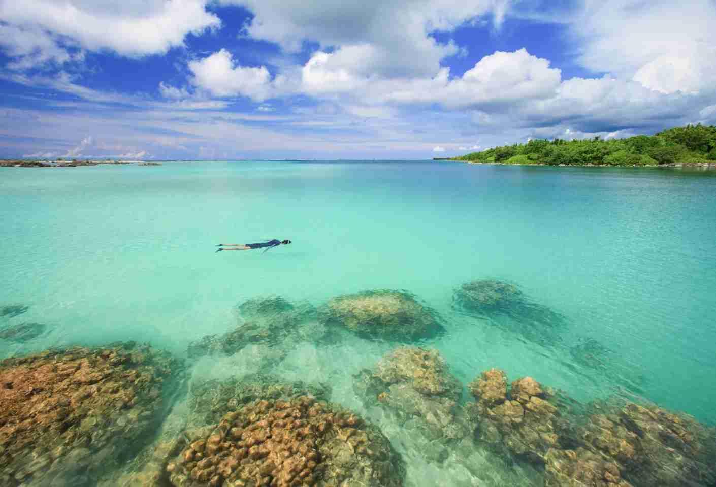 Nias Island. (Photo via Shutterstock)