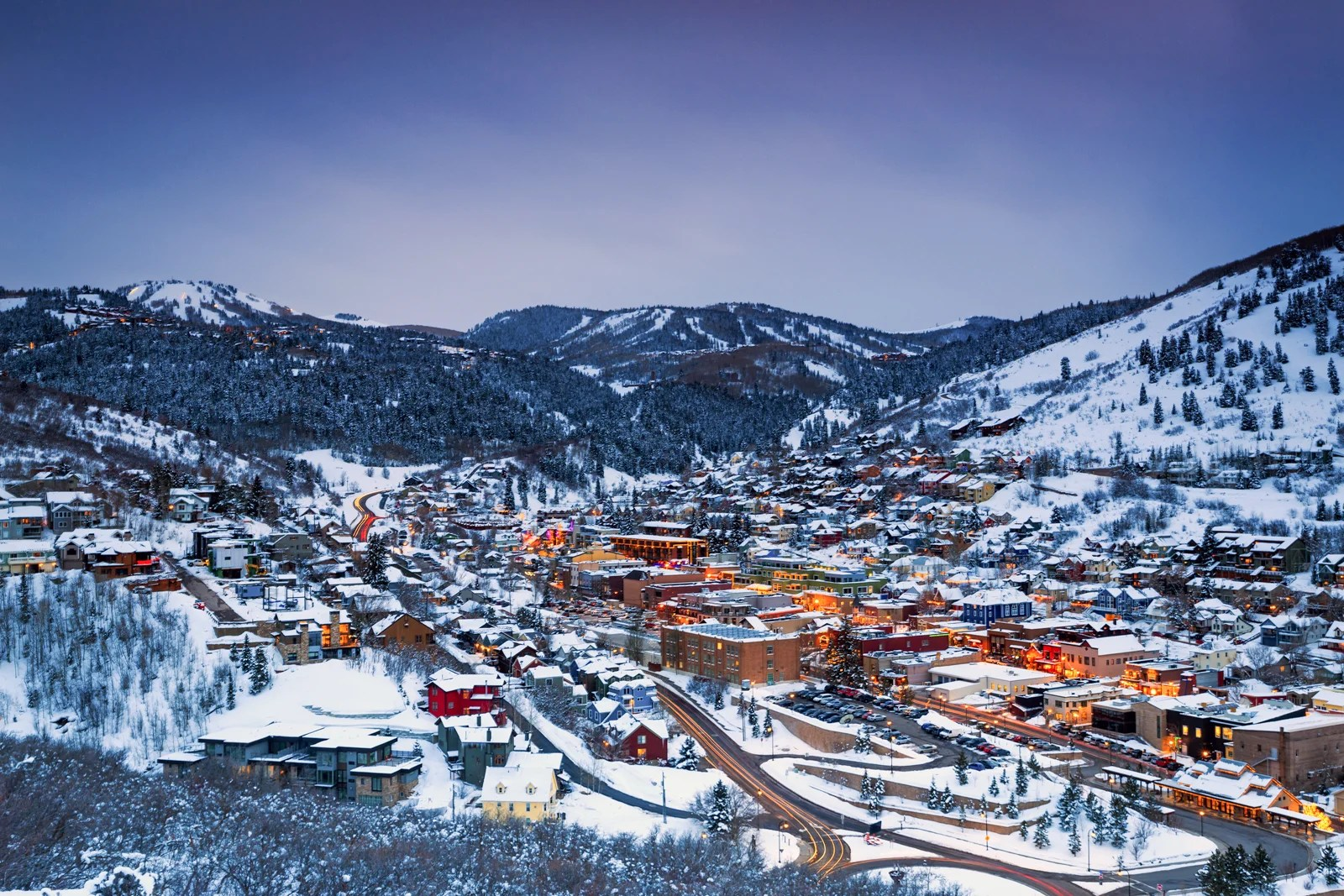 17 of the best ski towns in the US
