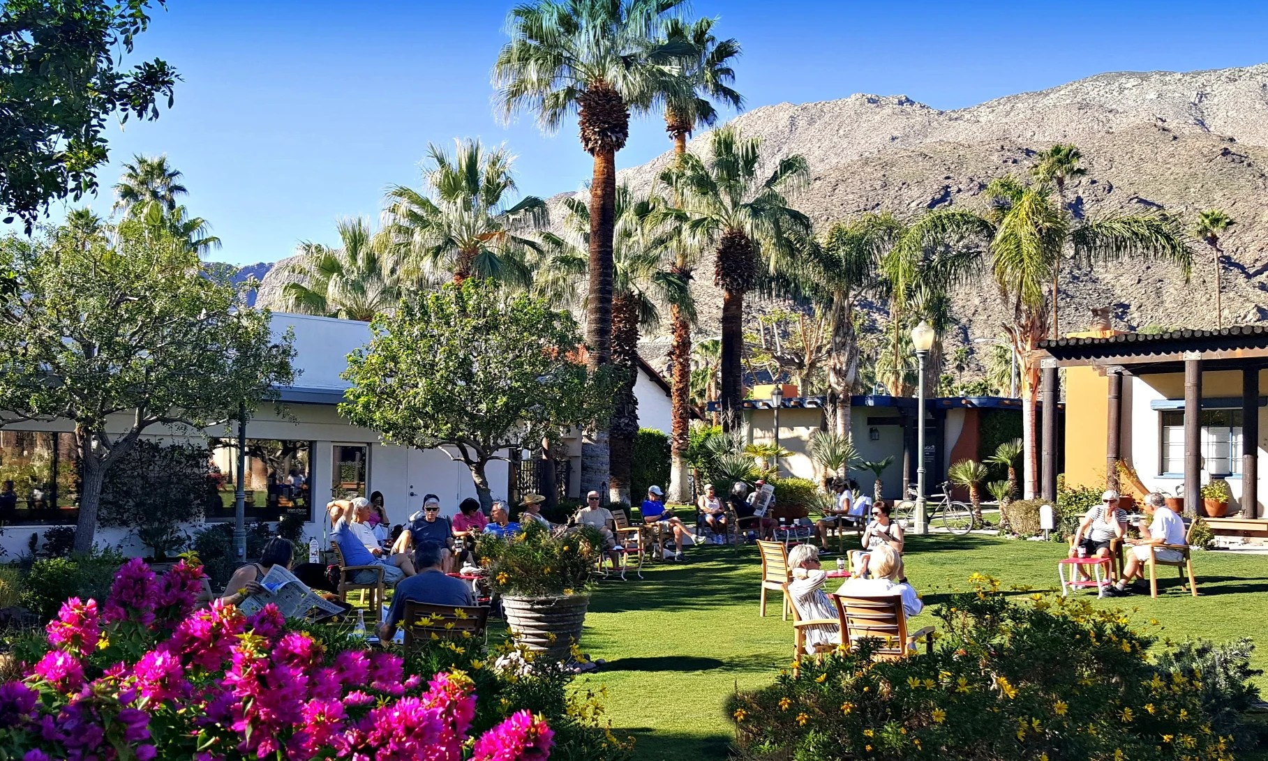 Best Restaurants For Families In Palm Springs Ca The