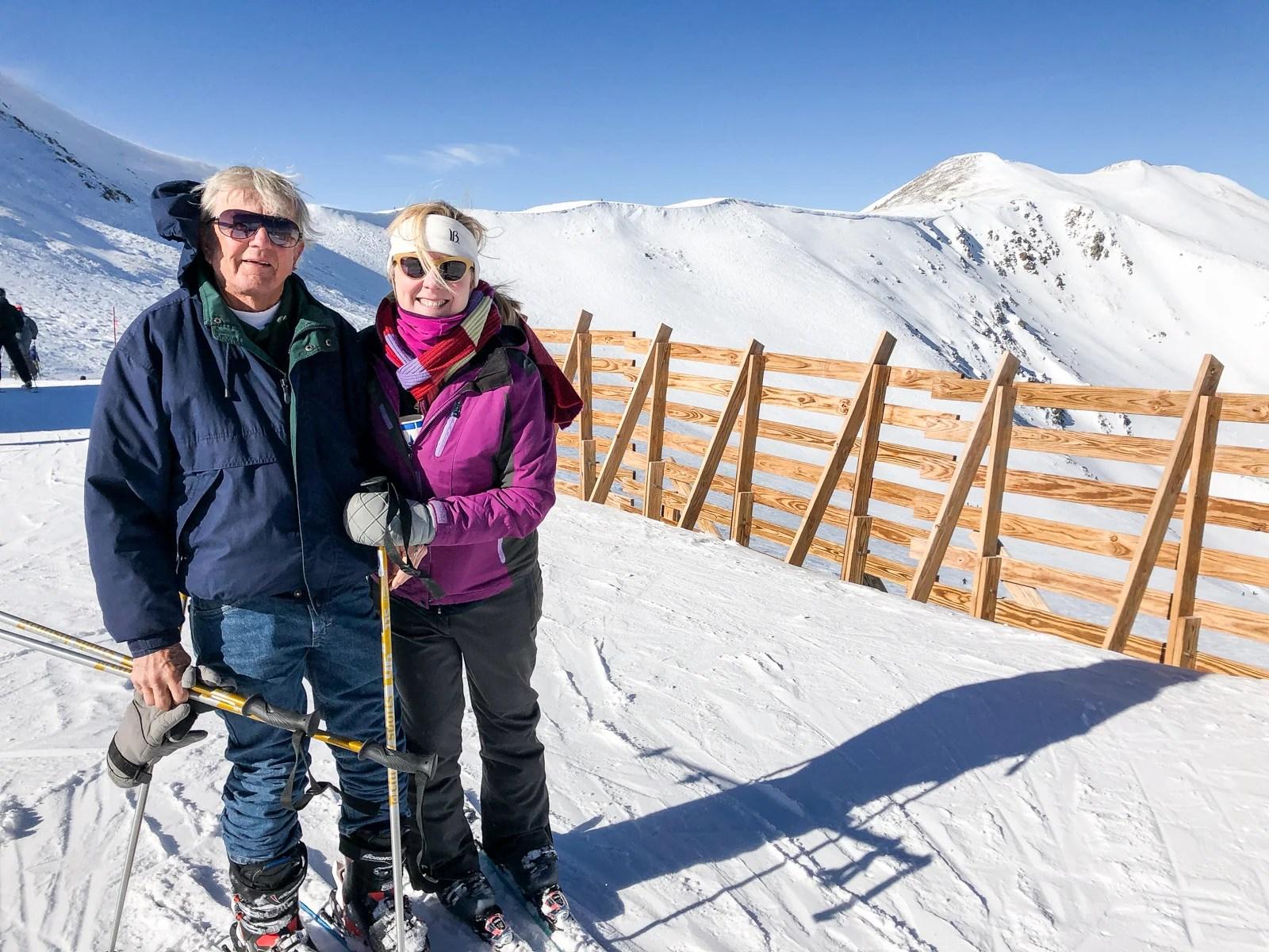 Skiing at 70 — Ski Tips for Seniors