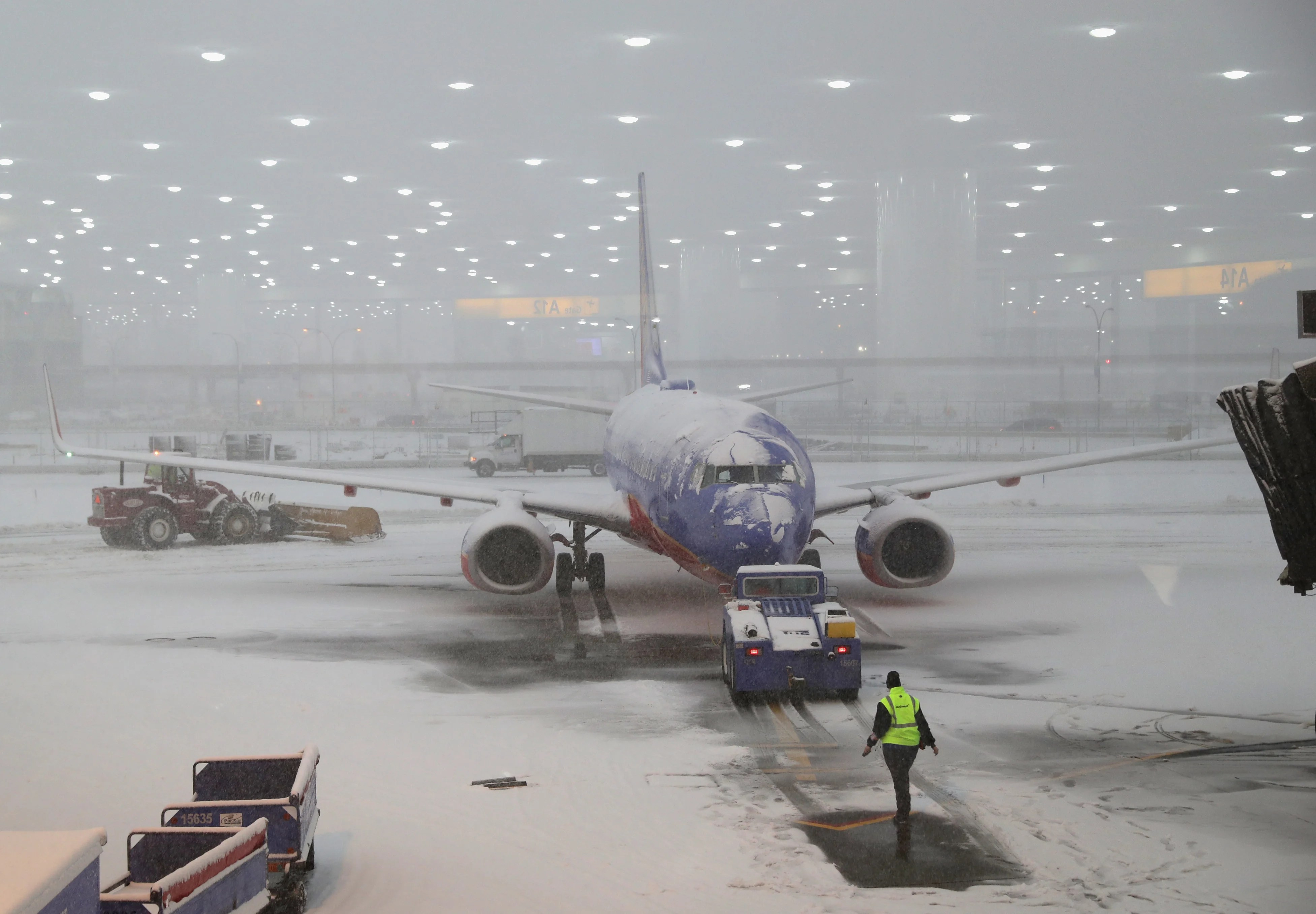 Which US Airports Are the Worst for Weather Delays?