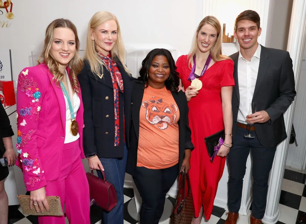 Olympic Stars and Hollywood Celebs Talk Points & Miles at TPG Golden Globes Charity Event