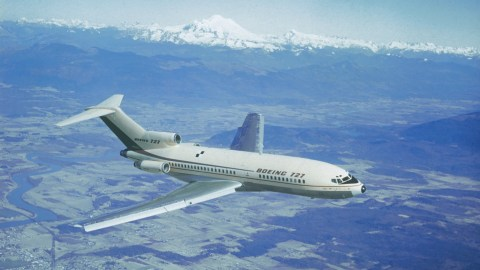 The World's Last Passenger 727 Just Flew for the Last Time