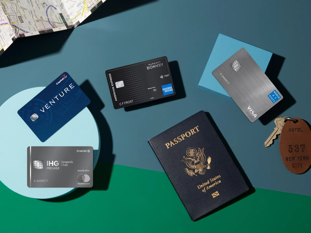 Best Hotel Credit Cards Of 2019 Points Amp Free Nights The