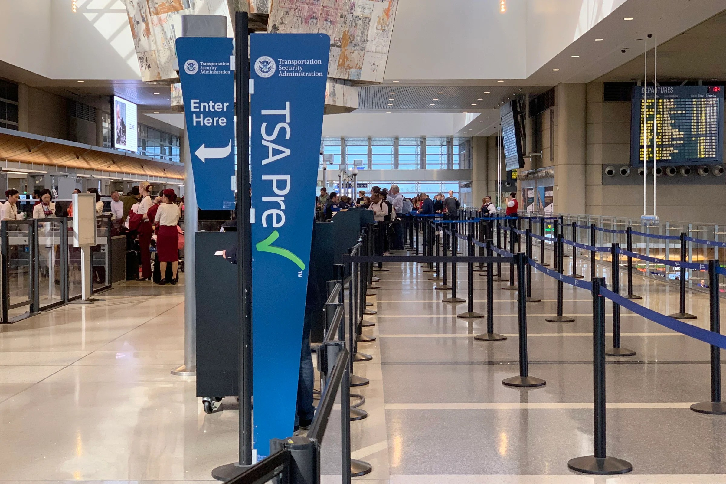 Another Airline Just Joined TSA PreCheck. Here's All 73 Participating Carriers.